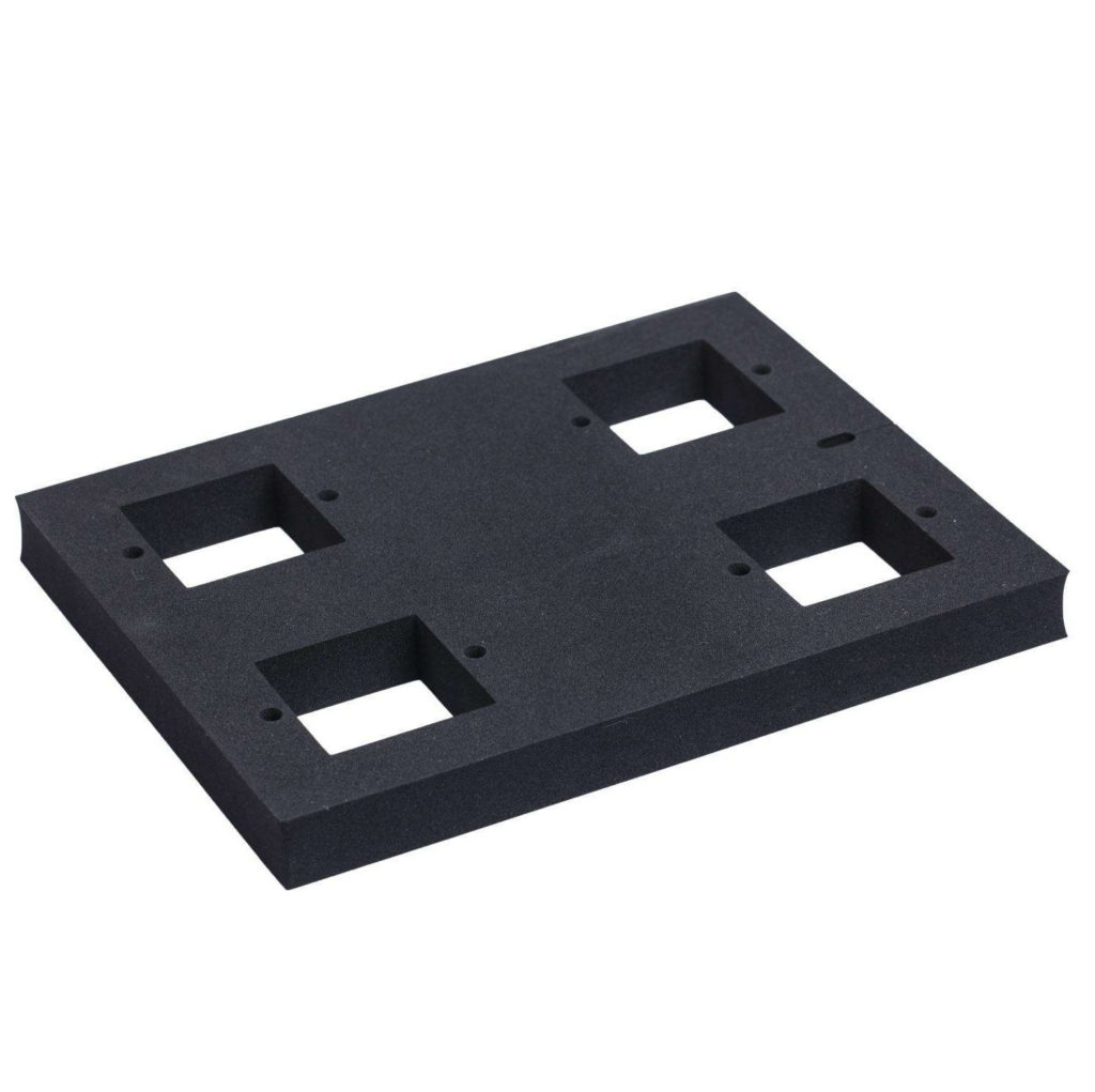 Anti static EVA foam tray