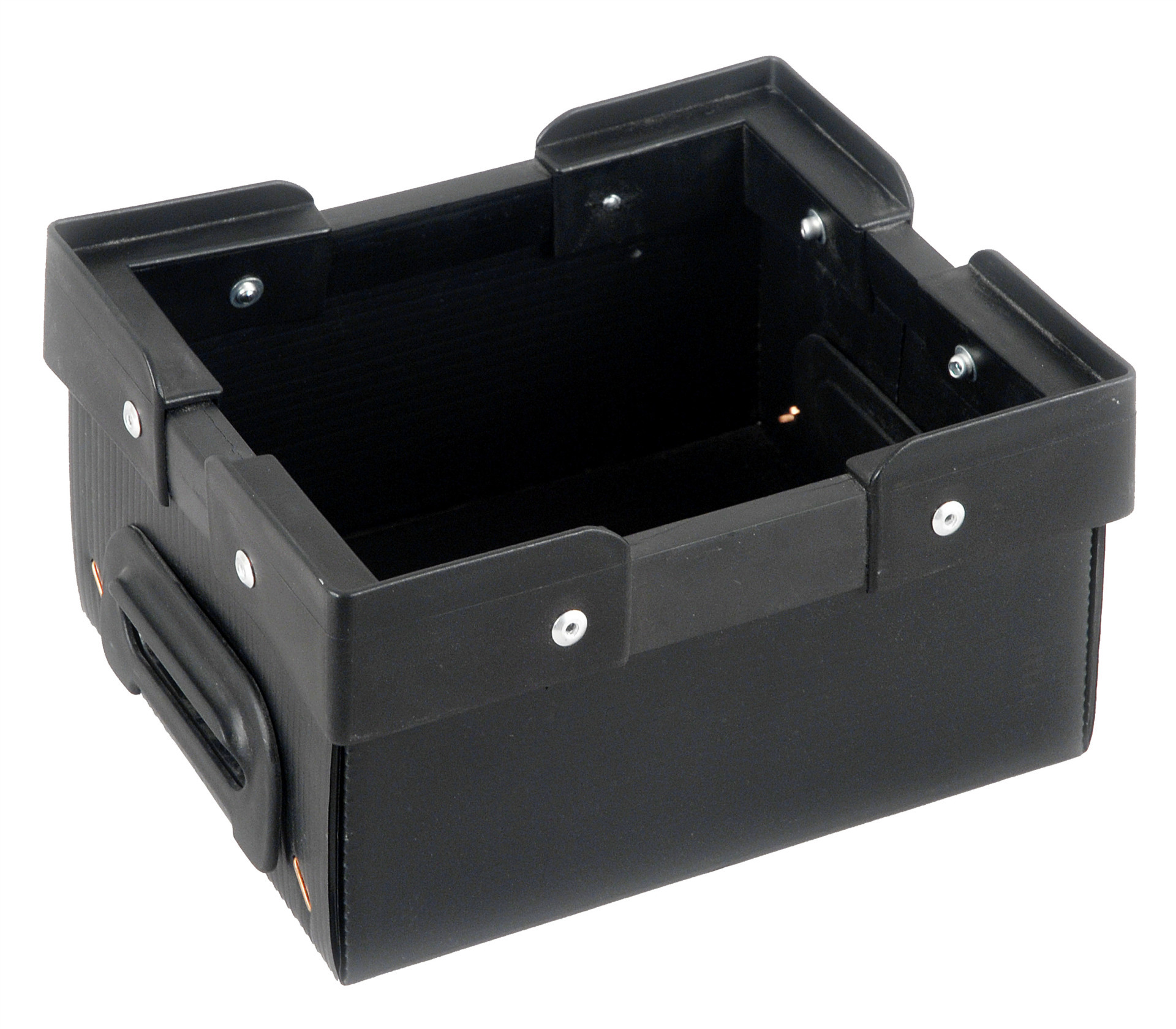 Anti static hollow box