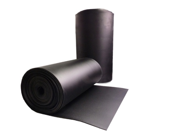 Foam Sheet Packing Material | Pink and black Foam for