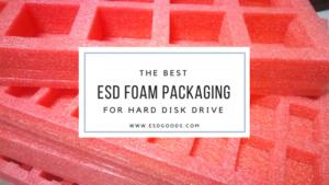 ESD foam Packaging material