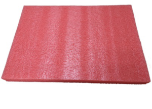 Anti static Red foam