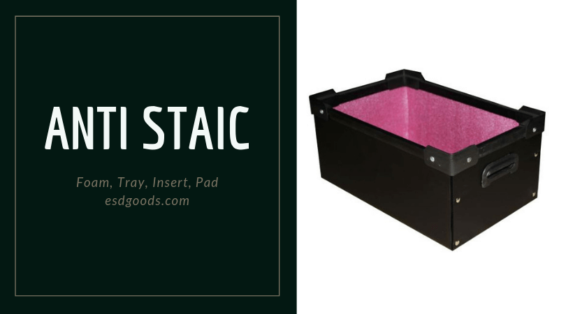 Anti Static Storage Containers