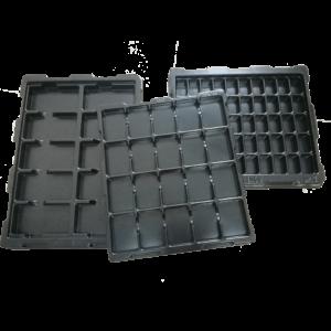 ESD blister tray