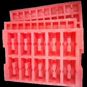 Anti static EPE foam tray